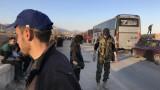 Автобуси със сирийски бунтовници напускат Източна Гута
