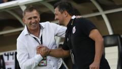 Милош Крушчич: Късметът не беше на наша страна