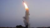 Северна Корея изпробва нова ПВО ракета