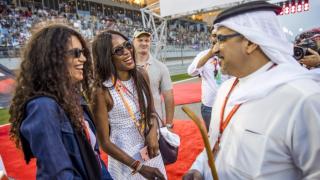Наоми се закача с принца на Бахрейн