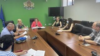 МОСВ и протестиращи обсъдиха разширяването на защитената зона в Шкорпиловци