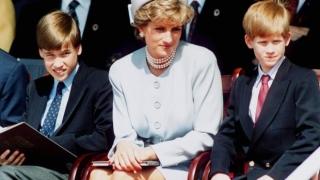 Принц Уилям сподели за тъгата по майка си