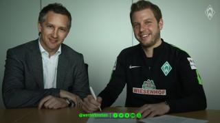 Треньорът на Вердер (Бремен) подписа нов договор