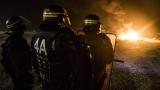 """Френски полицаи отново пазиха остатъците от """"Джунглата"""""""