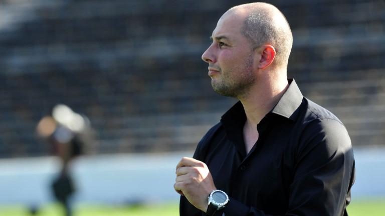 Асен Букарев отново спортен директор в Левски?