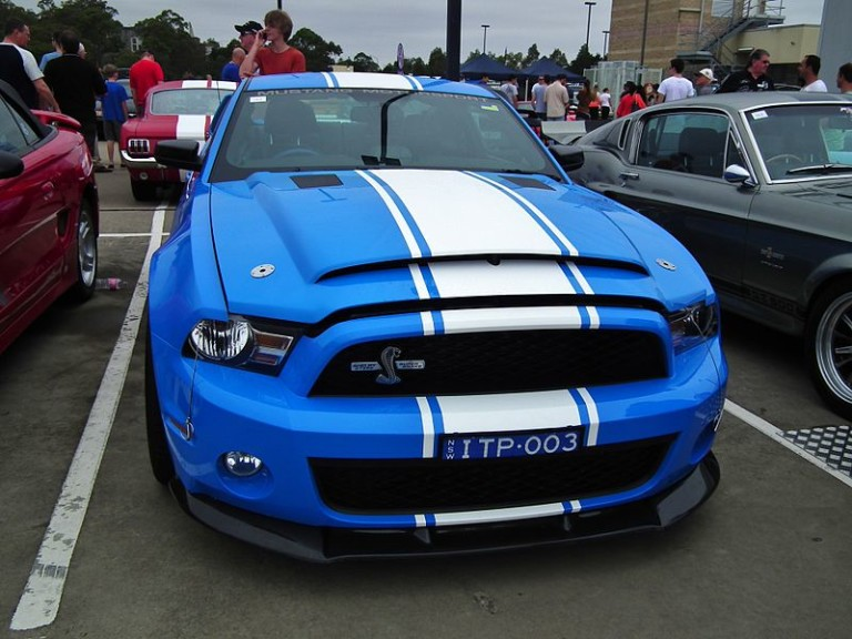 Ford Mustang GT 500 Super Snake