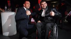 Ружди Ружди недостижим сред спортистите с увреждания