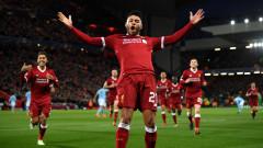 Ливърпул победи Манчестър Сити с 3:0