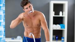 Връзката между миенето на зъбите и ерекцията