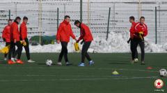 Ивайло Станев: Нормално е да искаме титлата, ние сме ЦСКА