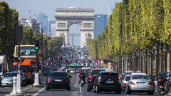 Скъпите търговски улици в света, като Шанз-Елизе, се подготвят за най-лошото
