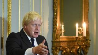 """КНДР държи """"ядрения меч на Дамокъл"""" над """"треперещата човешка раса"""", предупреди Борис Джонсън"""