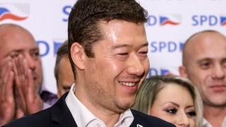 Крайнодесните европейски партии с конгрес в Прага