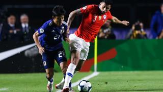 Чили се справи без проблем с Япония на старта на Копа Америка