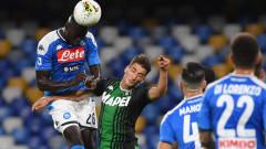 Кулибали остава в Наполи, ако Сити отново не повиши офертата си