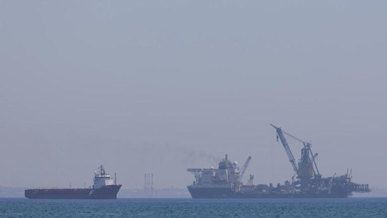 Турският изследователски кораб