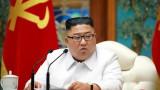 Ким Чен-ун почете загиналите в Корейската война