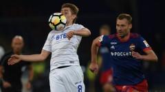 ЦСКА (Москва) и Георги Миланов се простиха с титлата в Русия