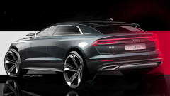 Audi Q8 вдига летвата много високо