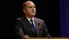 Радев зове властта да нагази в нерадостната българска действителност