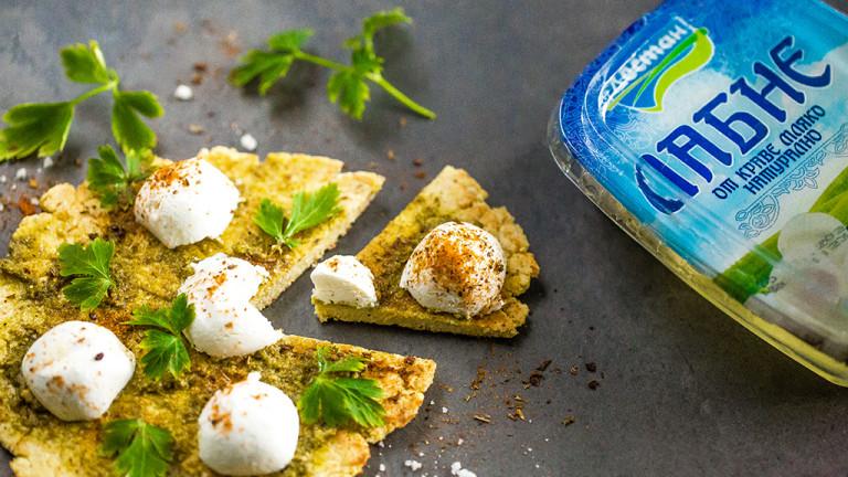 Лабне, млечни конци и каймак – пътешествие в Ориента, но с българско фермерско мляко
