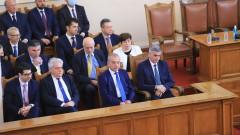 Депутатите мислят върху президентски избори от 22.10 до 22.11