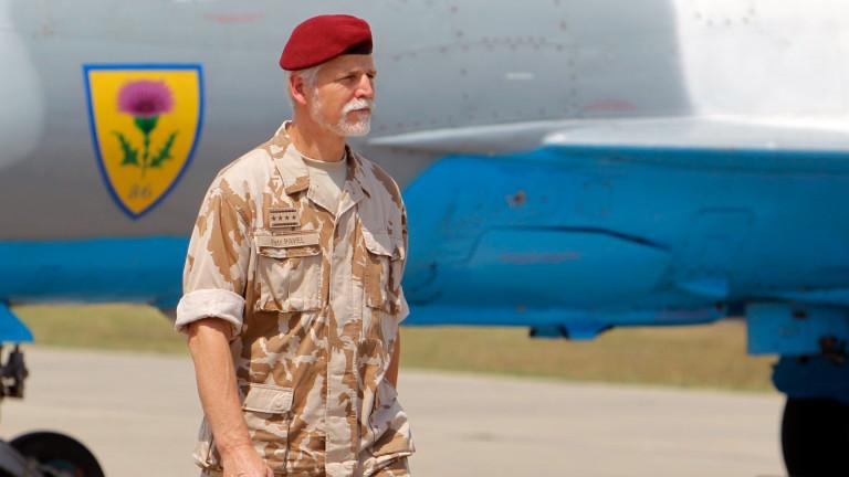 НАТО променя командната си структура