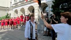 Министър Георгиева: Държавата е в дълг към спорта