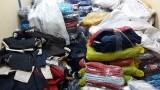 Събират храна и дрехи за семействата, останали без дом, след пожара в Разлог