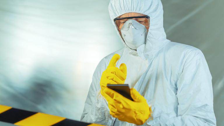 Смартфонът - развъдник на коронавирус
