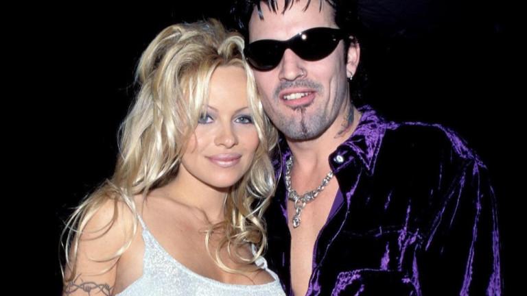 Подробности за секс скандала на Памела и Томи Лий