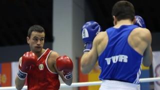 Елиан Димитров загуби мача си в Харков