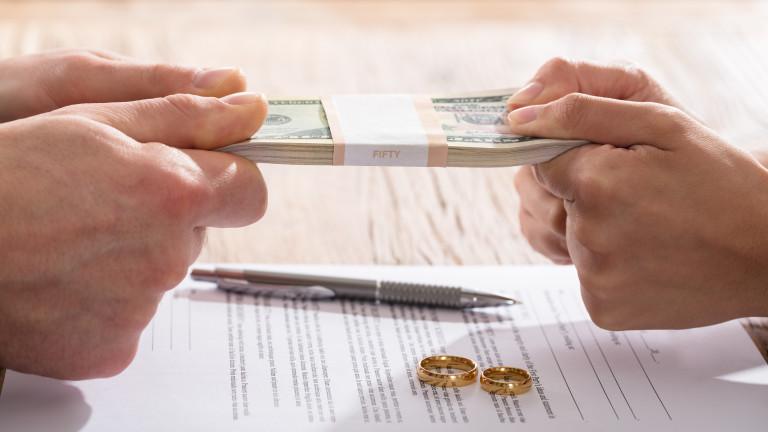 Снимка: Най-скъпите разводи в историята
