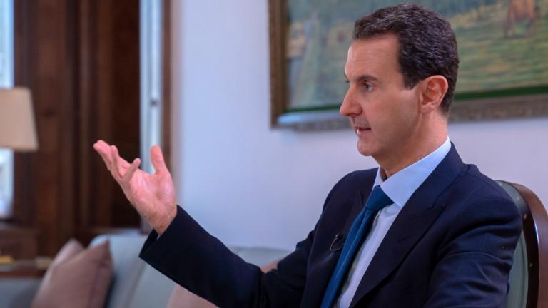 4 г. затвор за чичото на Башар Асад във Франция