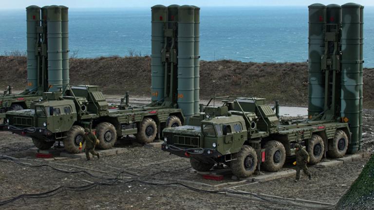 ПВО комплексът С-500 трябва да е факт през 2021 г.