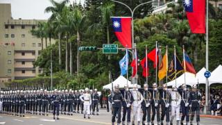 """""""Ройтерс"""": САЩ ще доставят на Тайван модерни оръжия"""