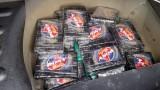 """Кокаин за близо 2 млн. лв. задържаха на """"Лесово"""""""