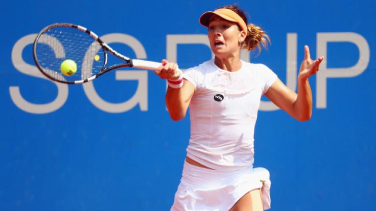 Елица Костова победи белгийка в първия си мач в Лас Вегас
