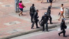 Полицията в Колумбия убила 86 души през 2020 г.