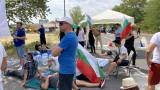Затворен от протест е пътят Стара Загора – Хасково