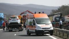 Прокуратурата разследва катастрофата край Вакарел