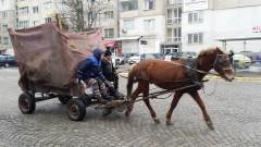 Казанлък излиза на протест срещу каруците по пътищата