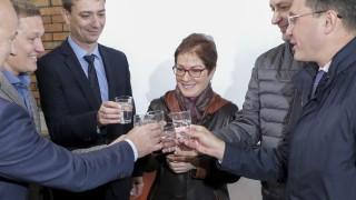 Уволнената посланичка на САЩ в Украйна видя съгласувана кампания срещу себе си