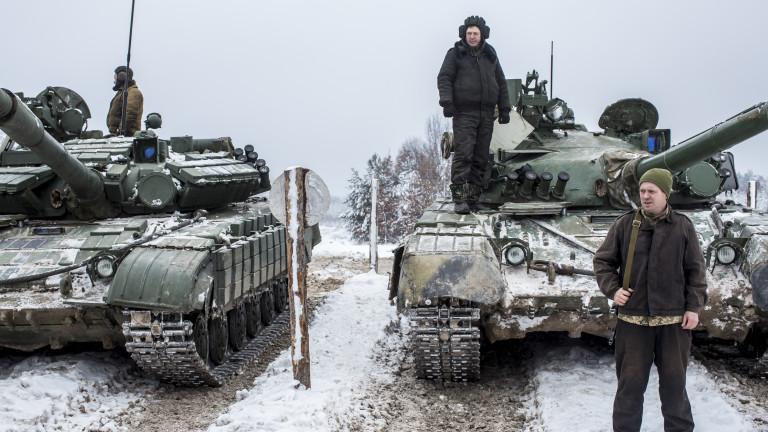 Пентагонът подпомага Украйна със $150 милиона в конфликта срещу Русия