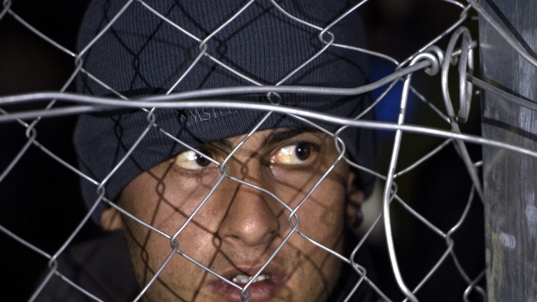 Задържаха в ареста 9 мигранти, минали у нас нелегално през  Генерал Тошев