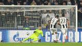 Ювентус ще трябва да се потруди още за 1/8 финалите на Шампионска лига