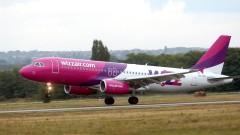 Wizz Air добавя още един самолет и 35 работни места във Варна