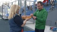 Стамен Белчев с първа тренировка в Арда