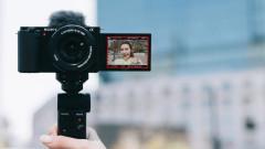 Защо да изберем новата Alpha камера на Sony
