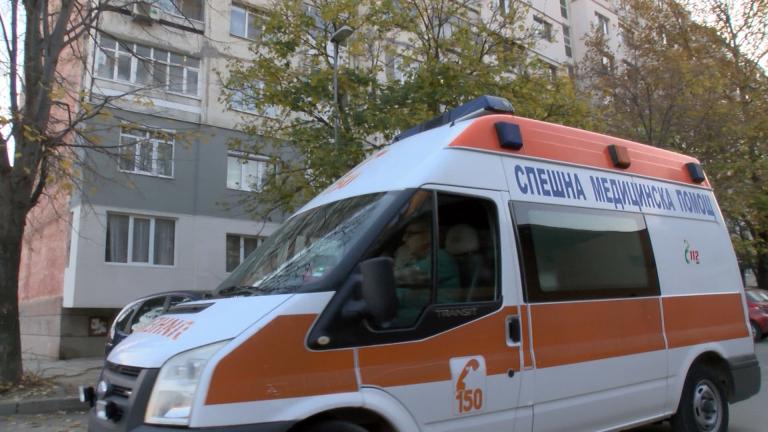Жена пострада тежко след като колата й падна от мост в столицата